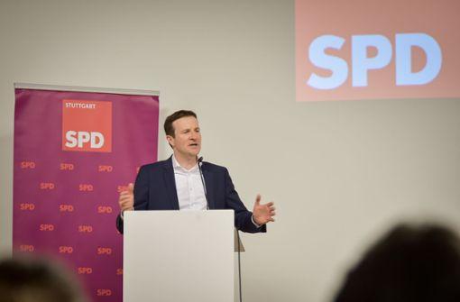 SPD schickt Martin Körner  ins Rennen