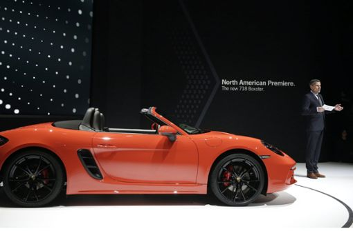 Porsches US-Chef wird Vertriebsvorstand der Marke VW
