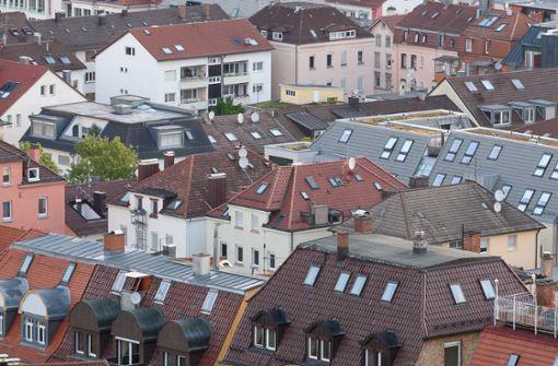 Auch aus Stuttgart ziehen vermehrt Familien weg