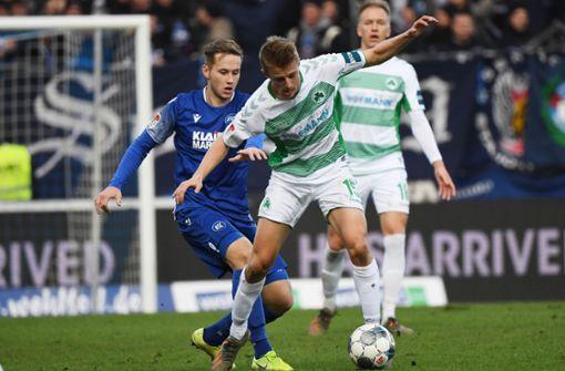 Karlsruher SC kassiert höchste Pleite der Saison
