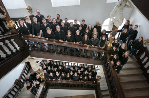 Das Junge Stuttgarter Bach Ensemble 2019