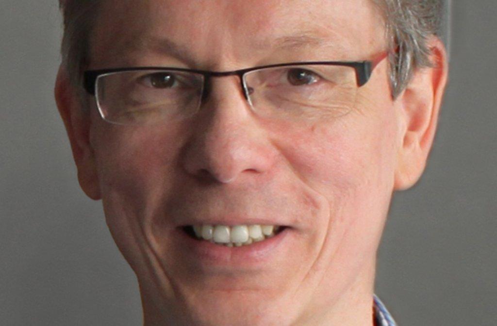Dr. Bernd Arnold, Leiter Xpert Business Deutschland im Volkshochschulverband Baden-Württemberg. Foto: Arnold