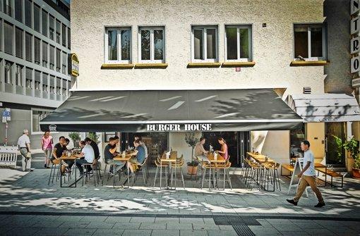 Früher Trattoria da Loretta, heute Burger House, eine Kette aus München. Foto:
