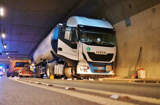 Entwarnung – Einhorntunnel wieder freigegeben