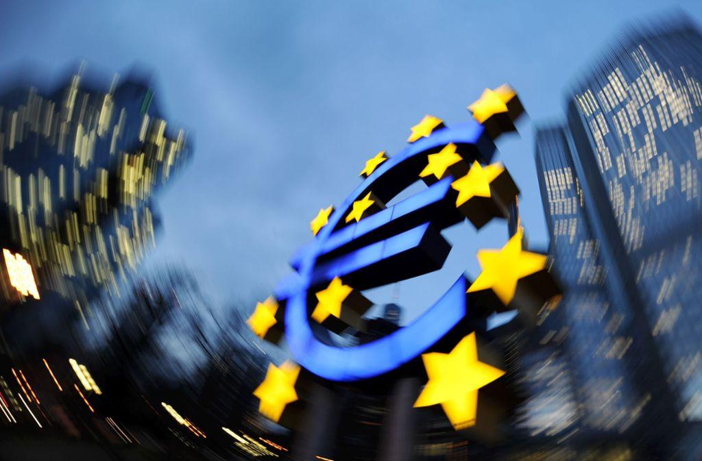 500 Milliarden Euro umfasst der Eurorettungsfonds ESM. Foto: dpa
