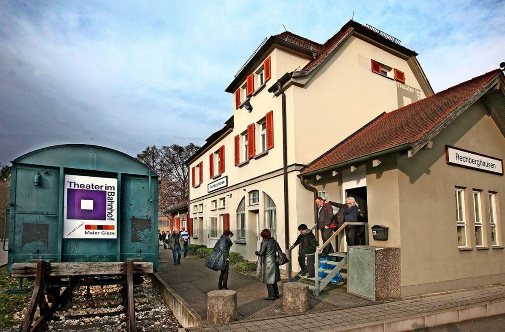 Das Ensemble des Theaters im Bahnhof   wird an der szenischen Lesung zu den Jahren des Ersten Weltkriegs mitwirken, die das Stadtarchiv Göppingen veranstaltet. Foto: Horst Rudel