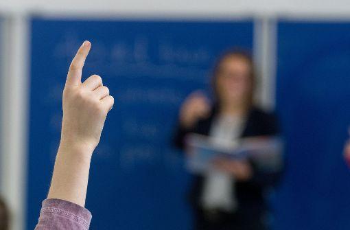 Koalition stoppt Abbau von Lehrerstellen