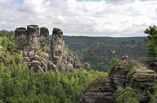 Felsen-Fest im Sandstein-Reich