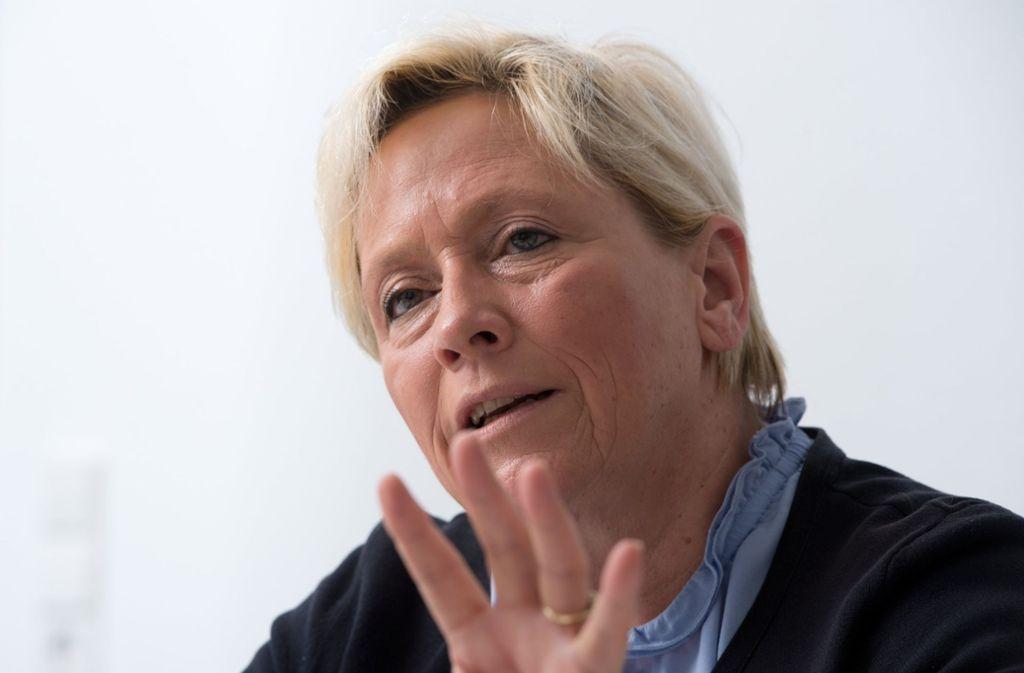 Kultusministerin Susanne Eisenmann will Unterrichtslücken an den Grundschulen schließen. Foto: dpa
