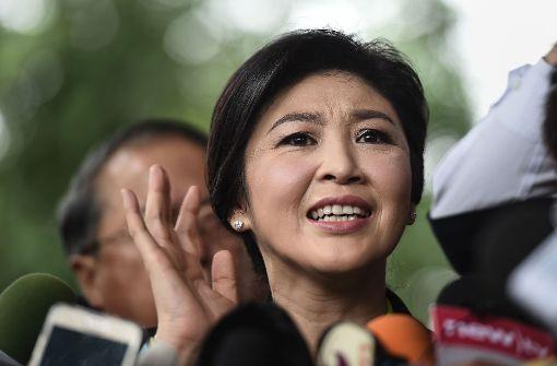 Fünf Jahre Haft für Thailands Ex-Premierministerin