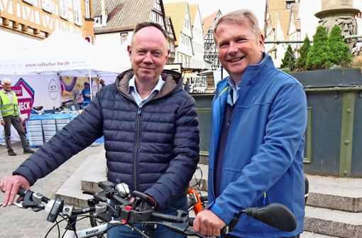 Freie Wähler: Klaus Brenner will in den Kreistag