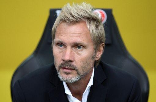 Thorsten Fink nach nur fünf Spieltagen in Hamburg entlassen