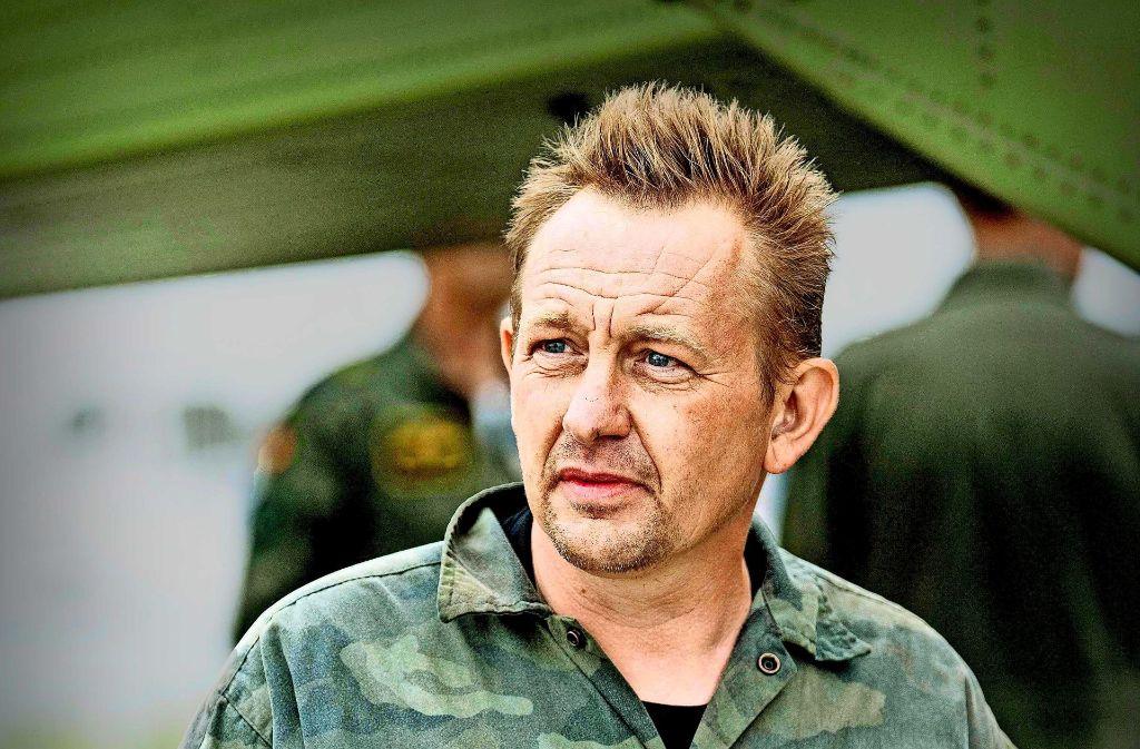 Der Verdächtige Peter Madsen sitzt weiter in Untersuchungshaft. Foto: AFP