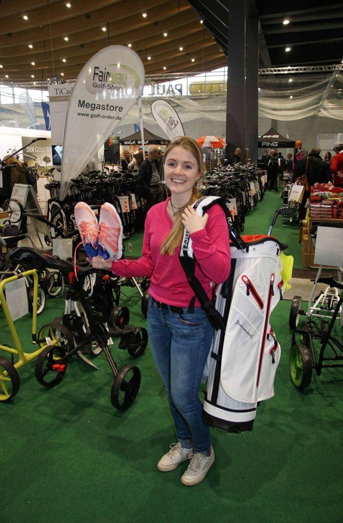 Mit dem Fokus auf Golf- und Wellnessreisen ging gleichzeitig auch eine weitere Tochtermesse für Special Interests im Reisesektor an den Start. Foto: Andreas Rosar Fotoagentur-Stuttgart