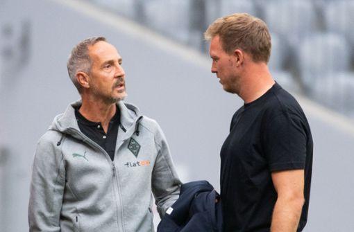 "Gladbach gegen Bayern - Gnabry hat trotz 0:2 ""Spaß"""