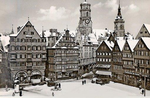 Das einst schönste Gebäude am Marktplatz