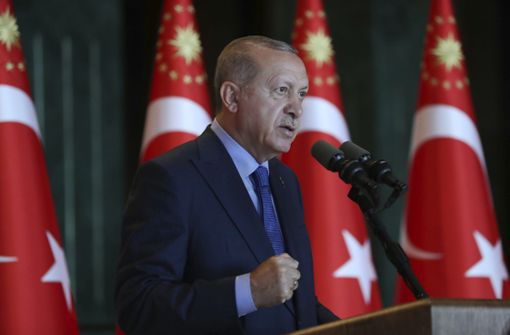 Erdogan kündigt Boykott von elektronischen Geräten aus den USA an