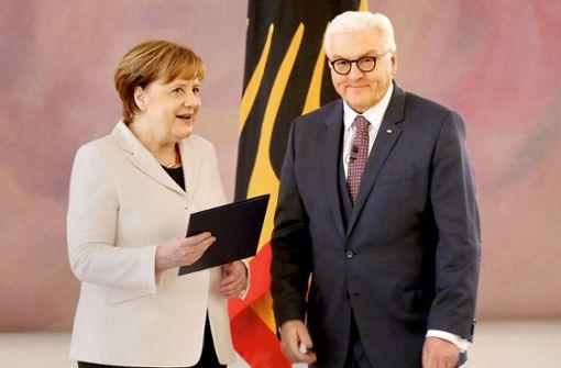 Papa Groko will Steinmeier lieber nicht sein