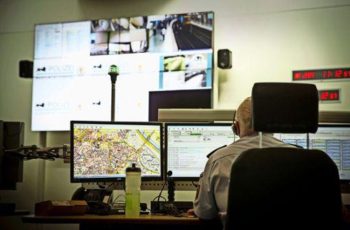 Polizei rüstet auf – mit Super-Zentralen