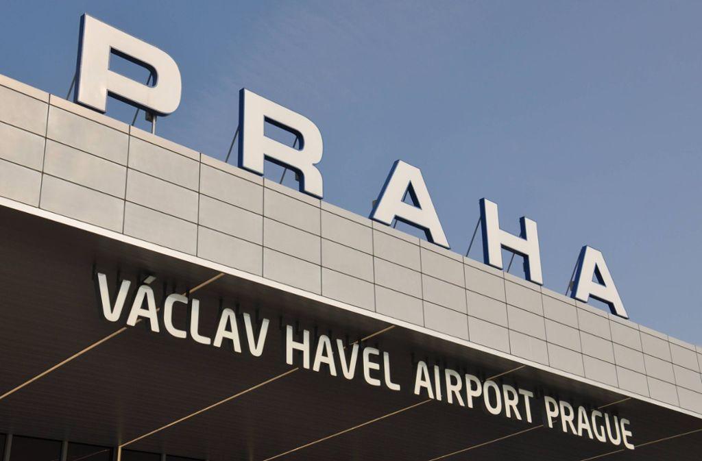 Der Pilot landete auf dem Prager Flughafen. Foto: imago/CTK Photo/imago stock&people
