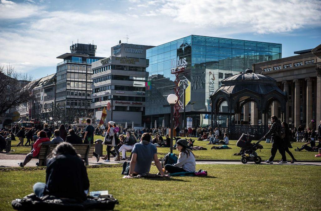 Stuttgart als Top-Metropole? Dazu fehlt noch einiges, sagen viele Menschen in der Stadt. Foto: Lichtgut/Max Kovalenko