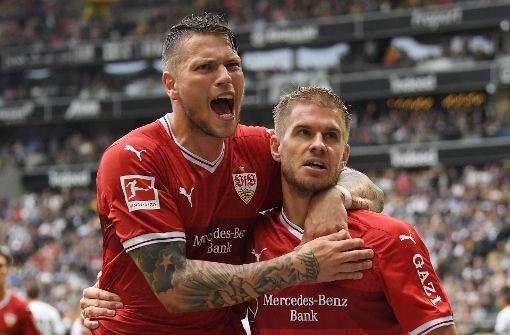 Der VfB-Sturm erwacht