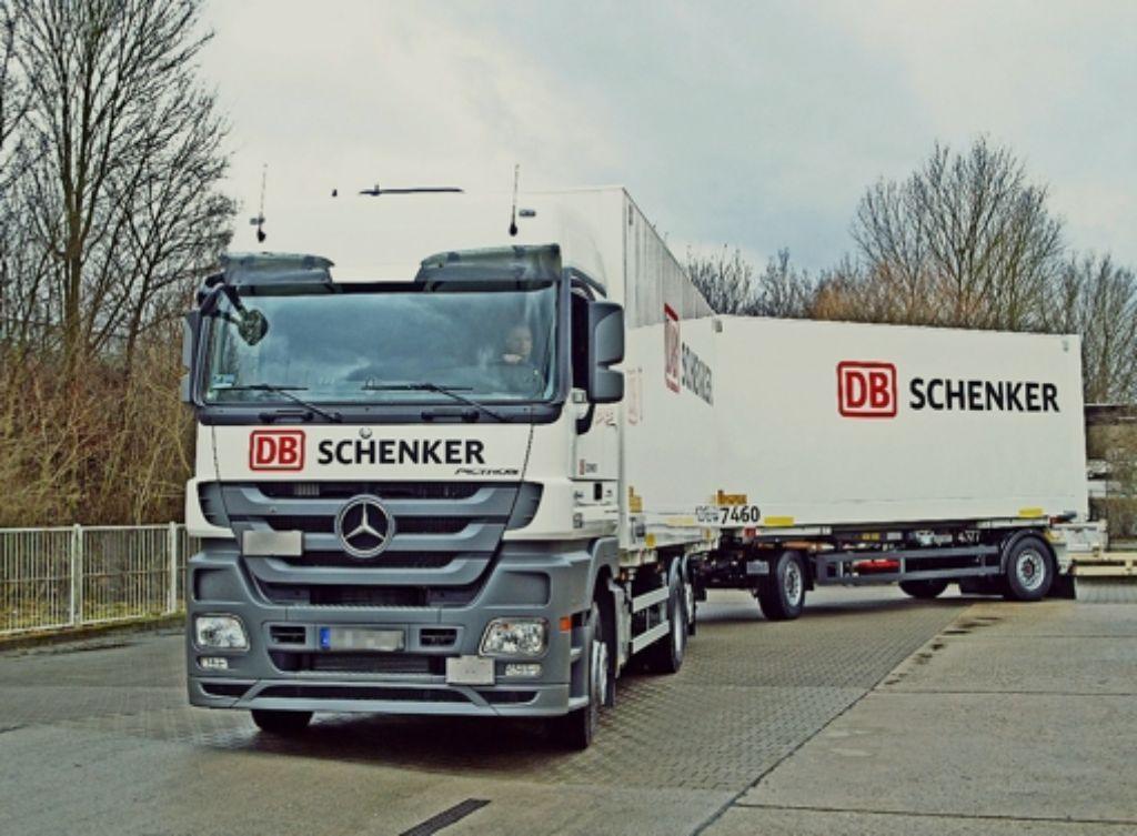 Ein Teilverkauf von  DB Schenker könnte der Bahn frisches Geld bringen. Foto: Deutsche Bahn