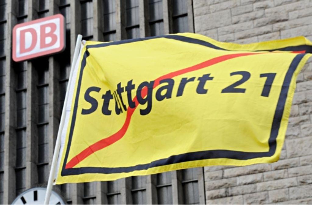 Die Bahn unterfährt bei Stuttgart21 insgesamt 3500 Grundstücke. Foto: dpa