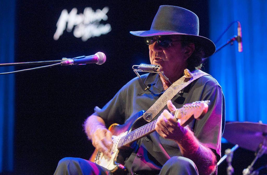Tony Joe White  beim Montreux Jazz-Festival 2013 Foto: dpa
