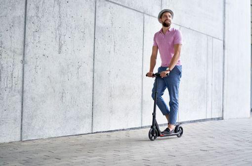 E-Scooter  oder Segway?