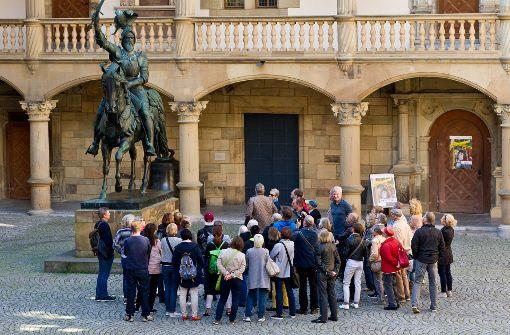 Stadtführungen in Stuttgart  immer beliebter