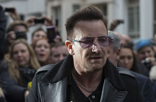 "U2-Sänger Bono taucht in ""Paradise Papers"" auf"
