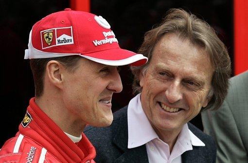 Schumachers Zustand  laut Ex-Ferrari-Präsident nicht gut