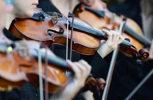 Die Musikschule lässt schnuppern
