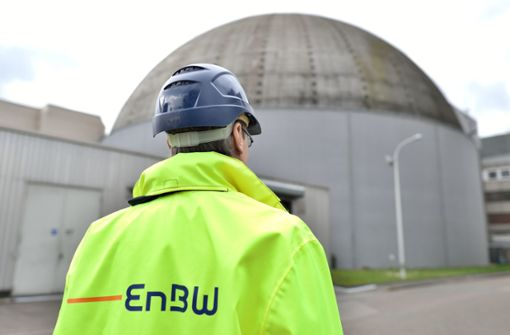 EnBW will Beton auf Mülldeponie beseitigen