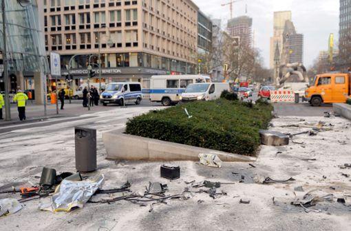 Mord-Urteil für Berliner Autoraser teilweise aufgehoben