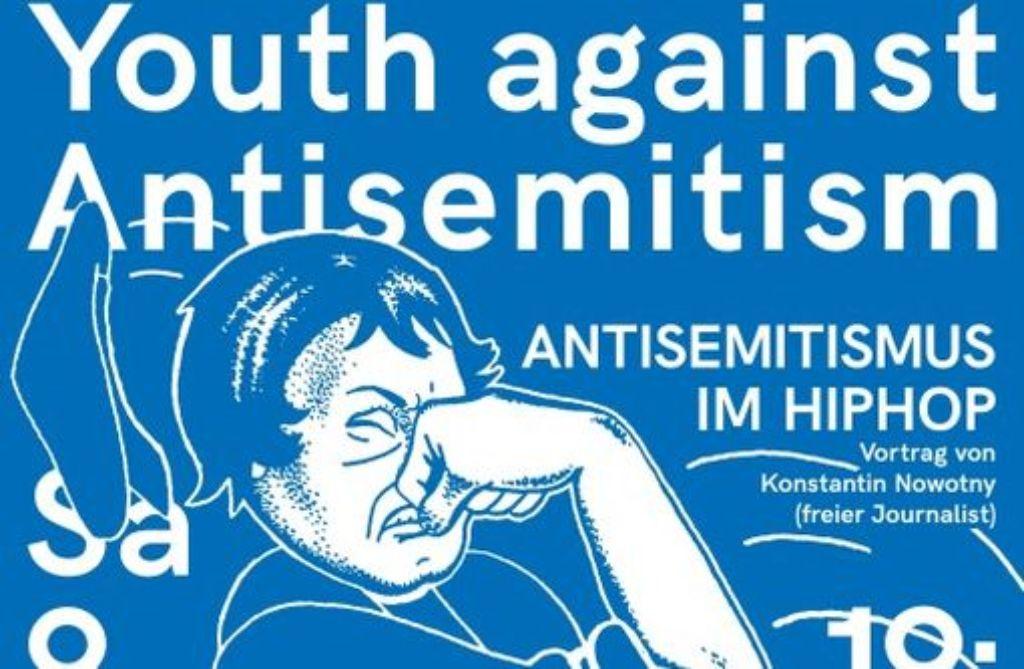 Jugend gegen Judenhass: Am 9.12. wird es laut gegen Antisemitismus! Foto: Komma
