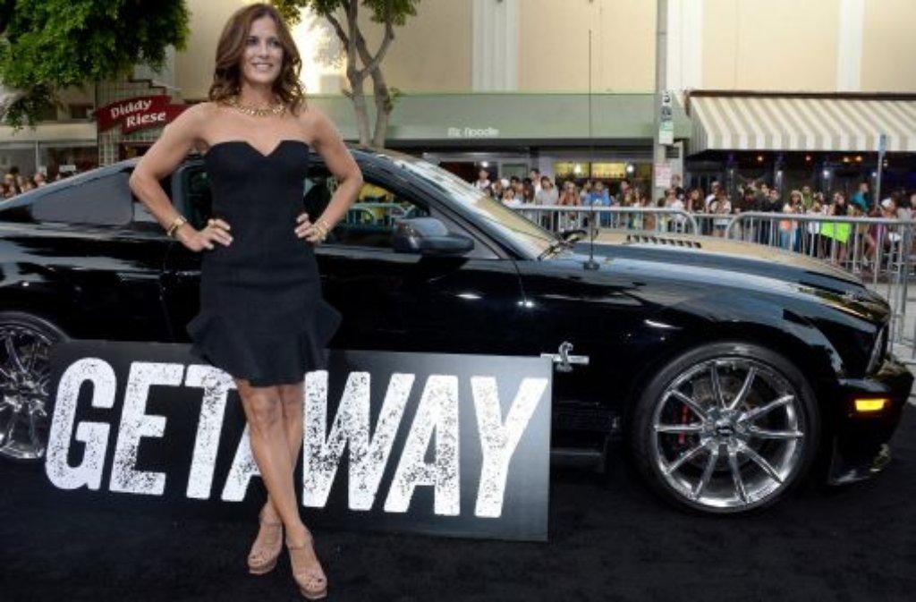 Schnelle Autos und schöne Frauen - der Actionthriller Getaway setzt auf ein bewährtes Erfolgsrezept. Foto: dpa