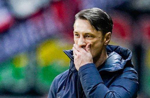Bayern-Bosse schweigen zur Zukunft von Trainer Kovac