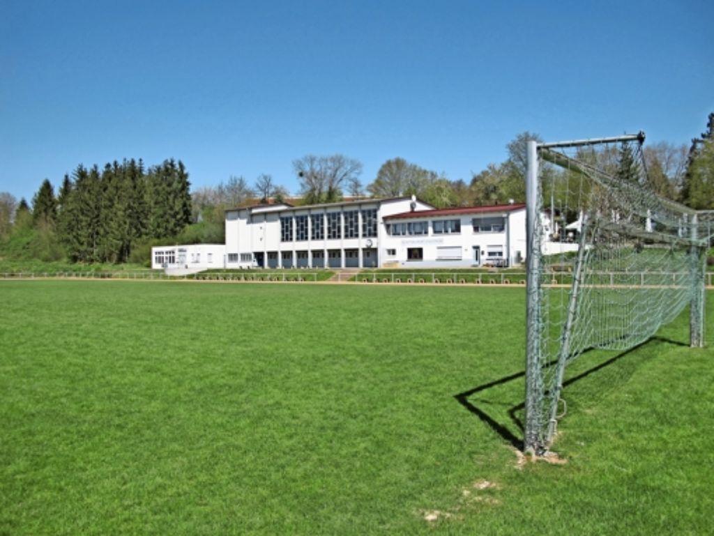 Eine Variante des  neuen Flächennutzungsplans sieht Wohnhäuser auf dem Gelände des Ritter-Sport-Stadions Foto: Malte Klein