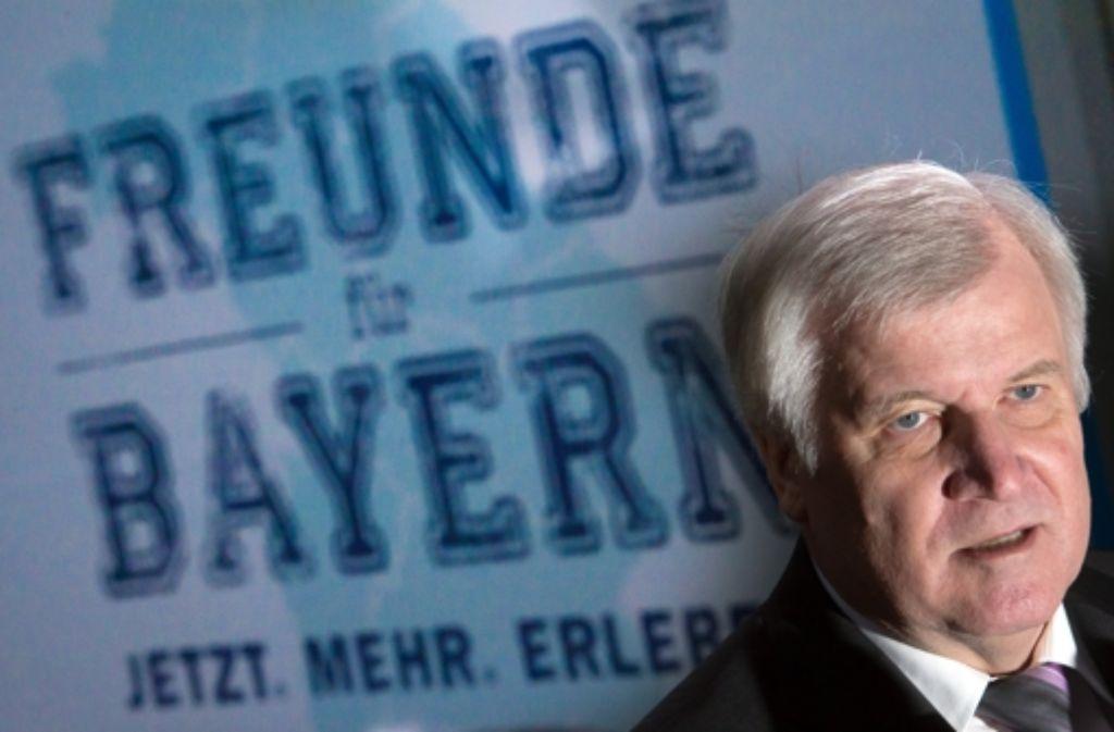 Horst Seehofer will die CSU für junge Leute und Mogranten interessanter machen. Foto: dpa