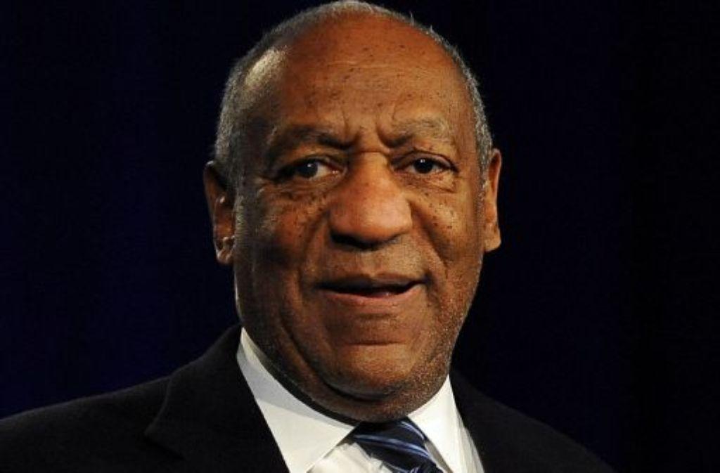 US-Comedian Bill Cosby Foto: dpa