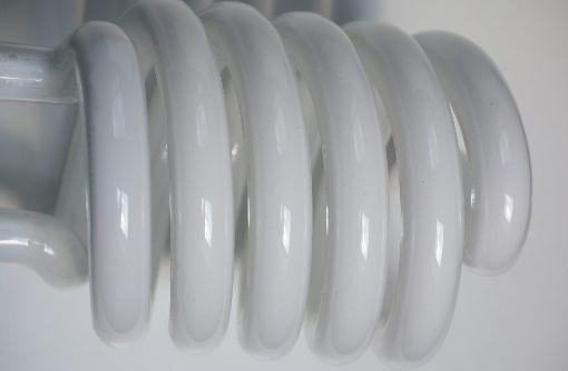 Energiesparen mit Beleuchtung