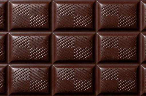 Ladendiebin stiehlt fast 140 Tafeln Schokolade