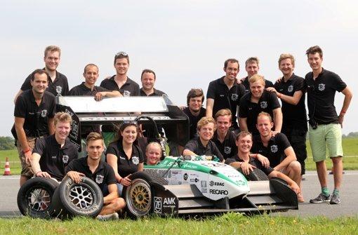 Stuttgarter schaffen Weltrekord