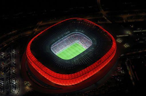 Steigt Finale 2022  in München?