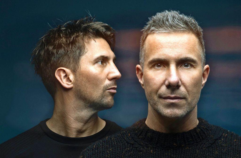 Ein DJ-Duo aus Berlin: Pan-Pot kommen nach Sindelfingen. Foto: Wet Festival GmbH/Jeff Elstone