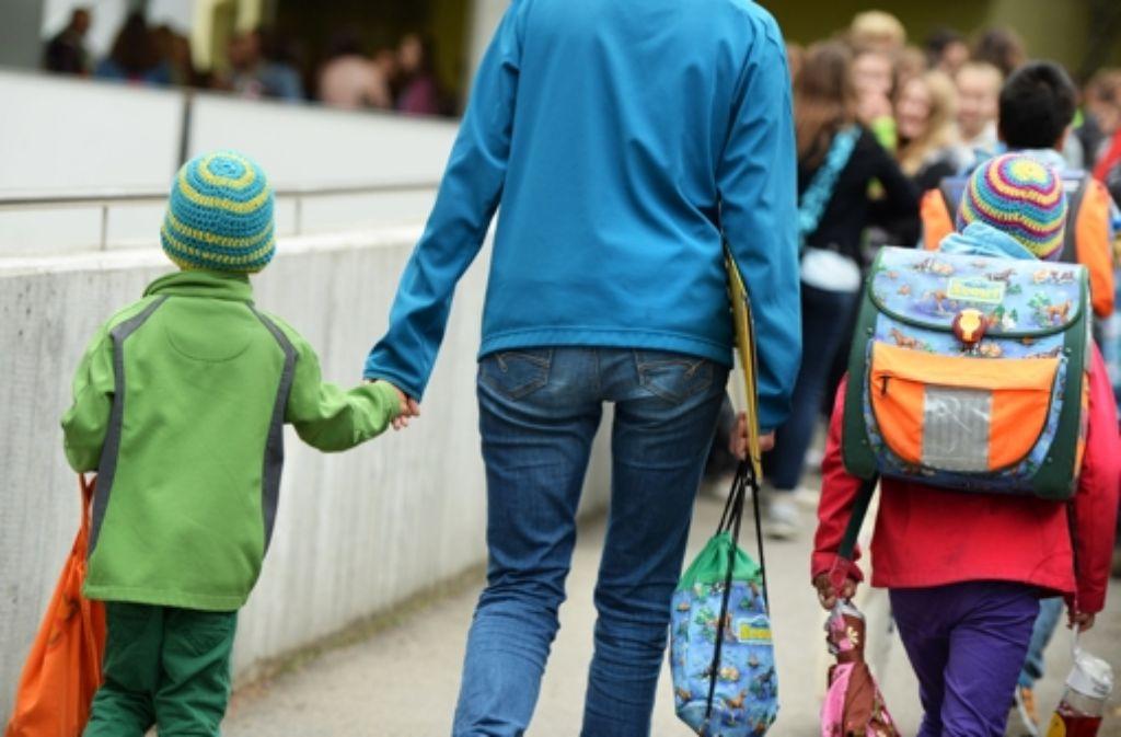 Das Zutrauen der Eltern in die Fähigkeiten ihrer Kinder hat extrem abgenommen, sagt Sabiner Wassmer, Vorsitzende des Gesamtelternbeirats der Stuttgarter Schulen. Foto: dpa