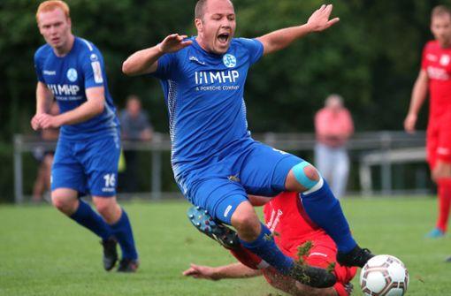 Kickers erneut gegen Regionalligisten