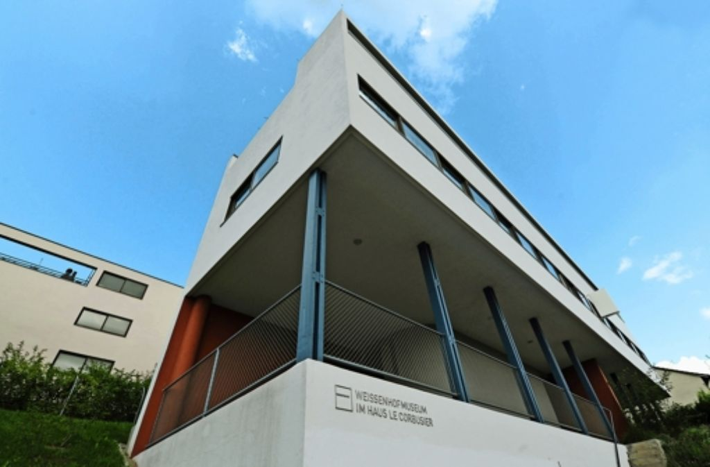 Vorbild Weißenhofsiedlung: eine Internationale Bauausstellung vom Jahr 2017 an soll in Stuttgart und der Region stattfinden. Foto: dpa